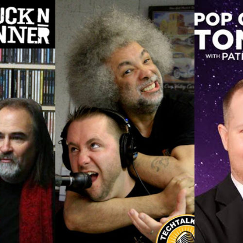 CHECK OUT THE ALL NEW 9PM WEEKDAY LINEUP!