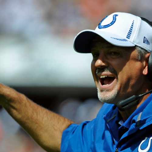 BREAKING: Colts agree to contract extension with head coach Chuck Pagano