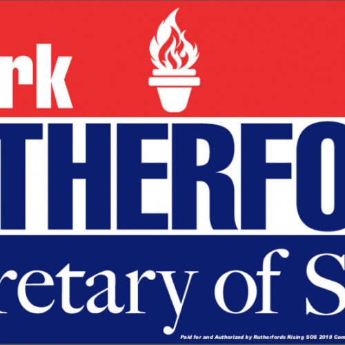 Mark Rutherford, Libertarian Secretary of State Candidate, Drops First Radio Spot