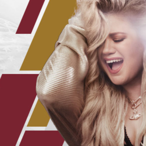 Kelly Clarkson To Perform National Anthem at 103rd Indianapolis 500