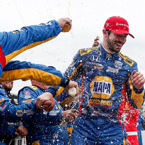ROSSI'S ROAD AMERICA ROUT REVITALIZES POINTS RACE