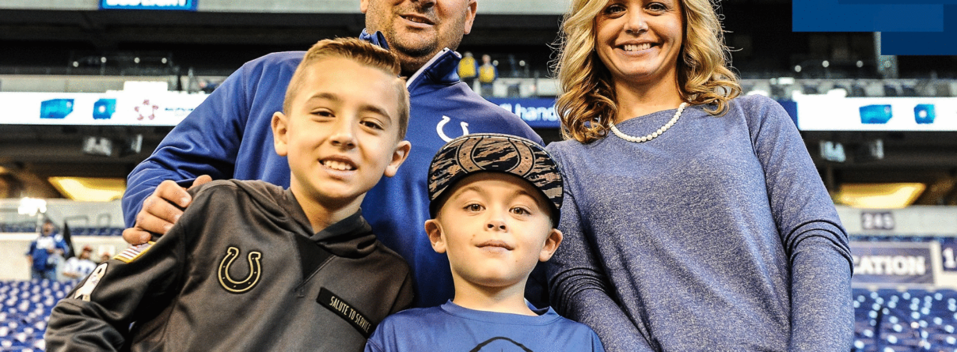 Colts Unveil Family-Friendly Activities, Benefits For 2019 Game Days
