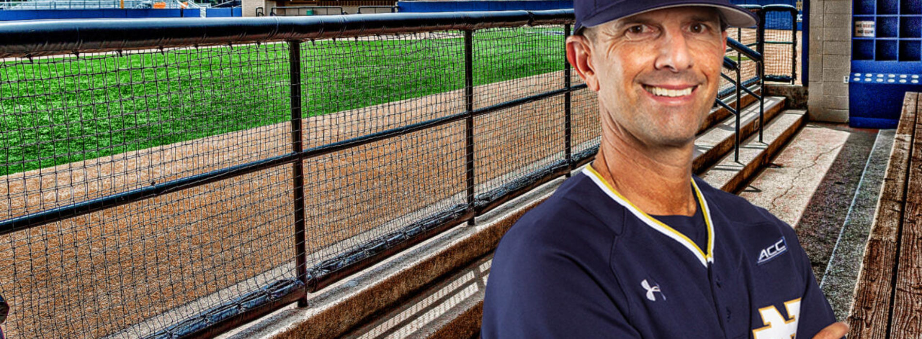 Link Jarrett Named Notre Dame Head Baseball Coach