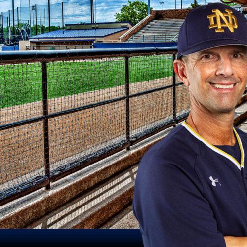 Link Jarrett Named Notre Dame Head Baseball Coach