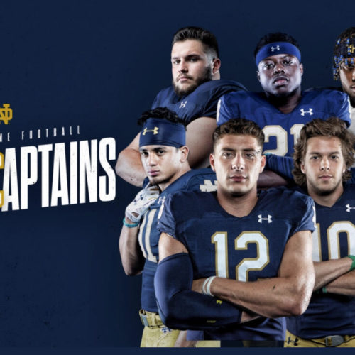 Irish Name 7 Captains for 2019 Season