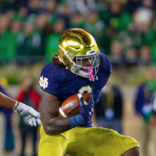 #9 IRISH RUSH PAST SOUTHERN CAL 30-27