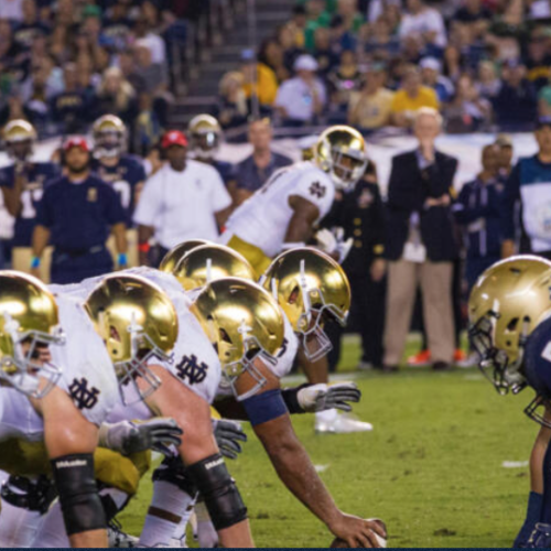 2020 Navy-Notre Dame Football Game To Be Played in Annapolis