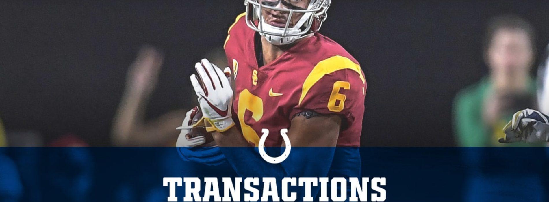 Colts Sign 2020 Second-Round Pick Michael Pittman Jr.