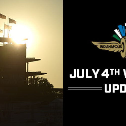 IMS Fourth of July Weekend Events To Run without Spectators