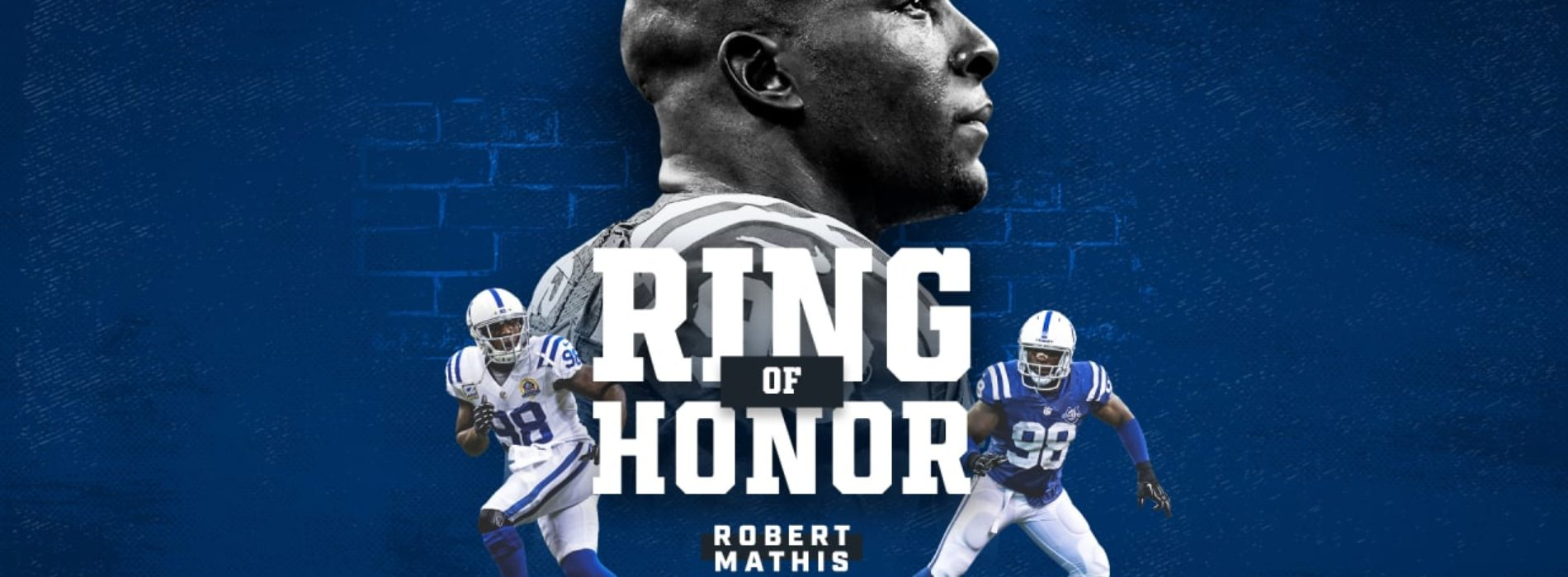 Robert Mathis To Be Inducted Into Colts Ring Of Honor On Nov. 22